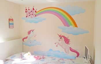 Childrens room Wall art Graphics