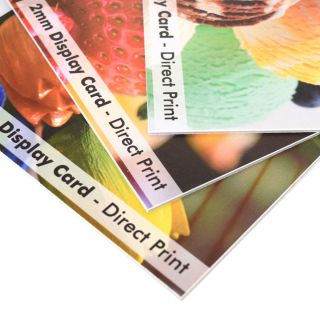 2mm display card display board printing