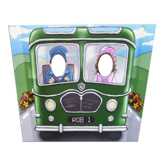 Head Hole Photo Boards